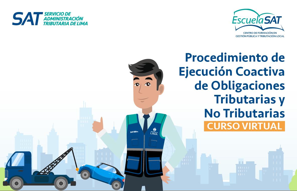 Procedimiento de Ejecución Coactiva de Obligaciones Tributarias y no Tributarias